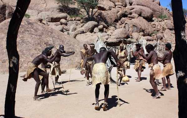Tribal Namibia 13 Day Tour