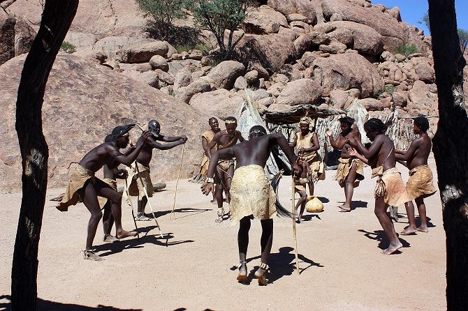 Tribal Namibia 13 Day Tour