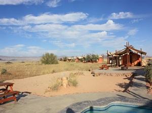 Sossus Desert Camp