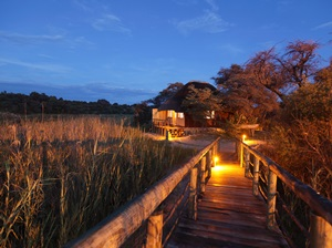 Hakusembe River Lodge near Rundu