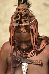 Guided Himba visit in the Kaokoveld