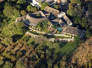 Ilala Lodge Hotel Victoria Falls