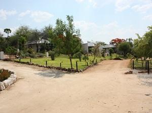 Tamboti Lodge Rundu