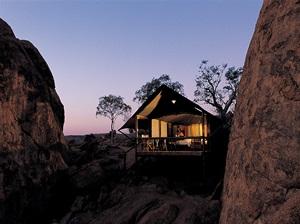 Mowani Mountain Camp View Tent