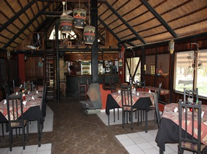 Sarasungu River Lodge Restaurant