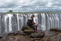 Guided tour of Vic Falls