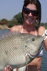 Upper Zambesi fishing