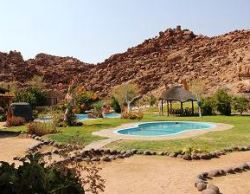 Damaraland Accommodation