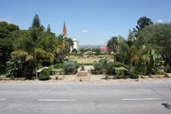 Windhoek Tintenpalast