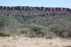 Waterberg near Otjiwarongo