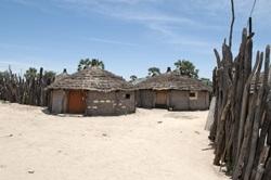 Owambo huts
