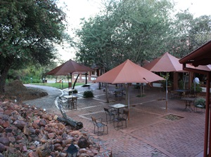 Waterberg Plateau Park Restaurant