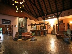 Oshakati Country Lodge Lounge