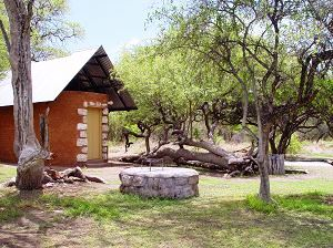 Onguma Camp site