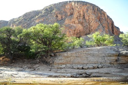 Khowareb Gorge