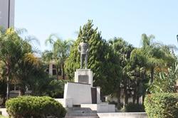 Kurt von Francoise Statue