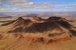 Brukaros Crater